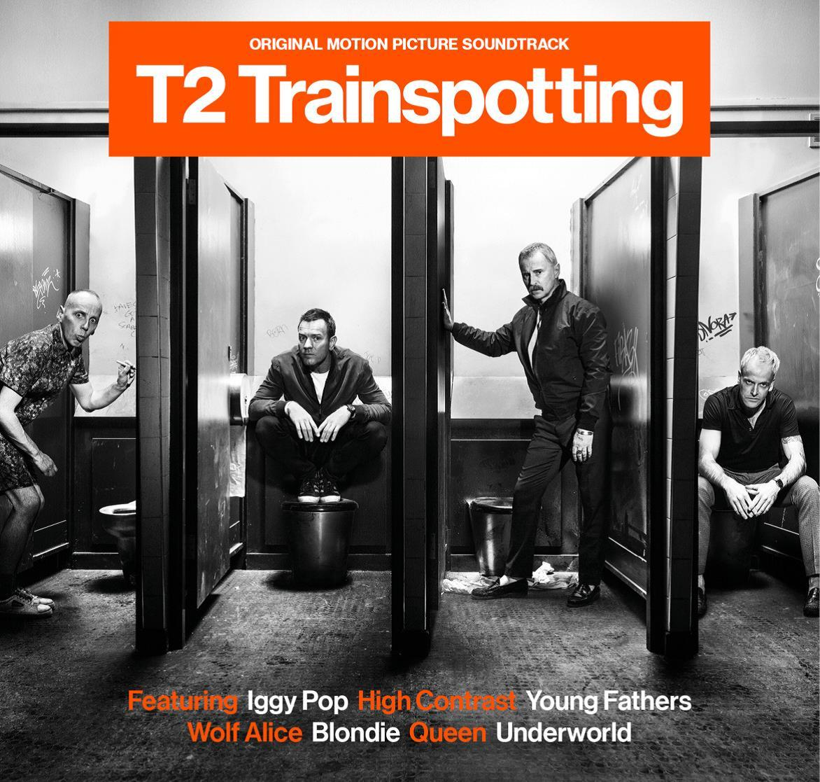 T2 - TRAINSPOTTING - FILMZENE - CD -