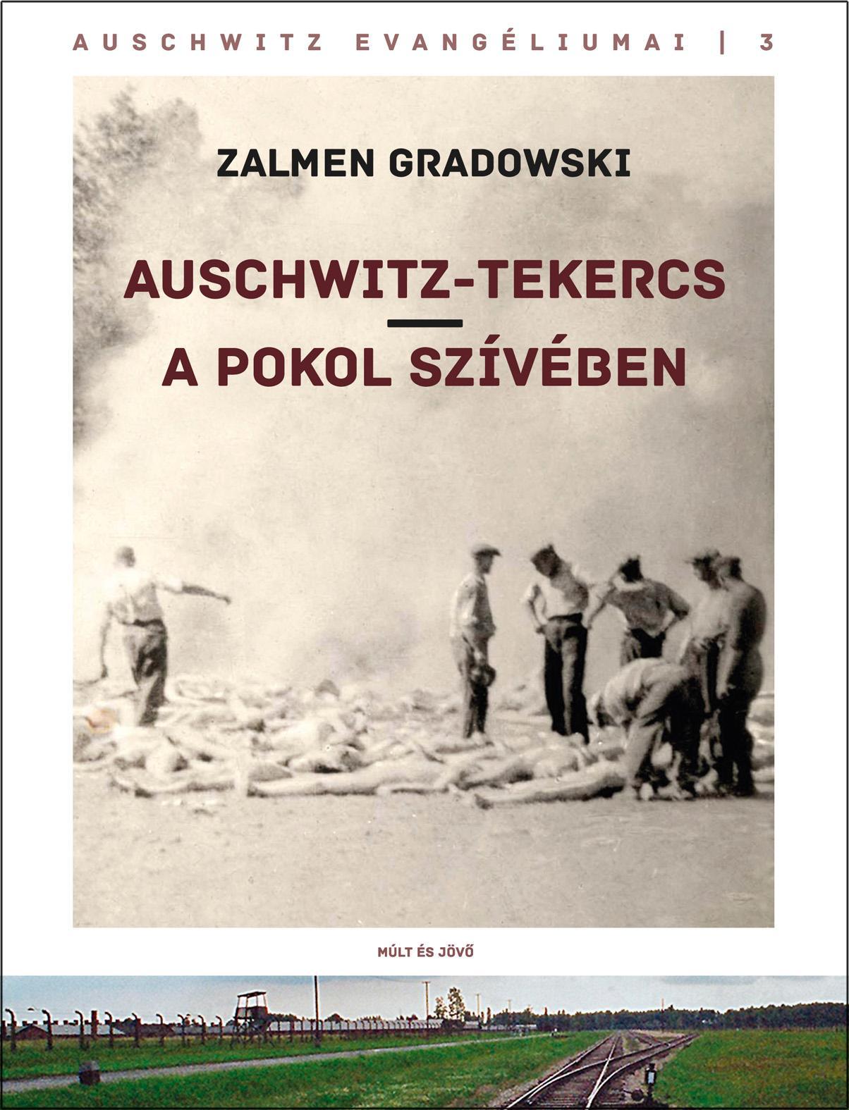 AUSCHWITZ-TEKERCS - A POKOL SZÍVÉBEN