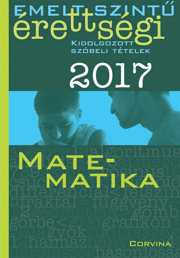 - EMELT SZINTŰ ÉRETTSÉGI 2017 - MATEMATIKA