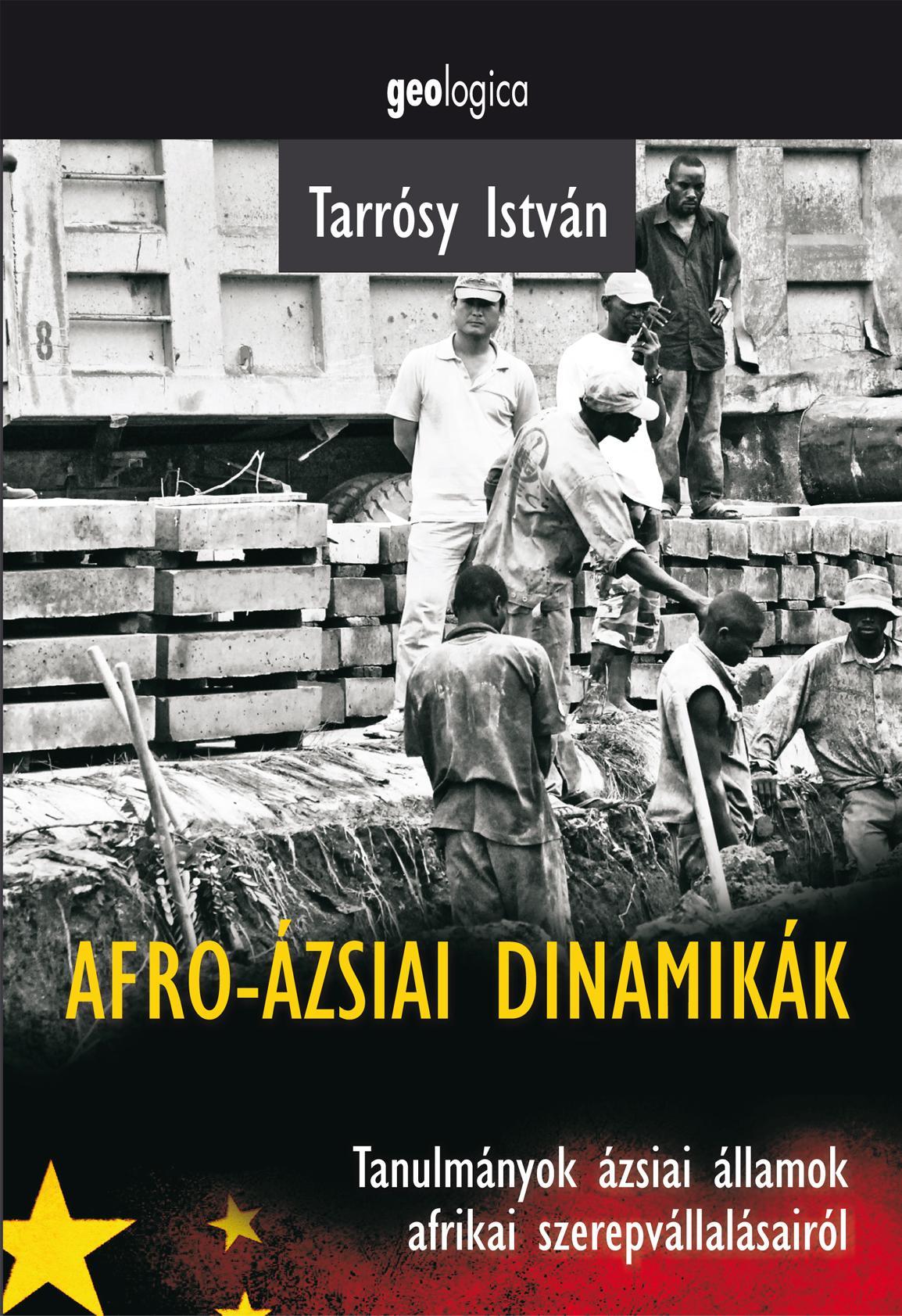 AFRO-ÁZSIAI DINAMIKÁK - TANULMÁNYOK ÁZSIAI ÁLLAMOK AFRIKAI SZEREPVÁLLALÁSAIRÓL
