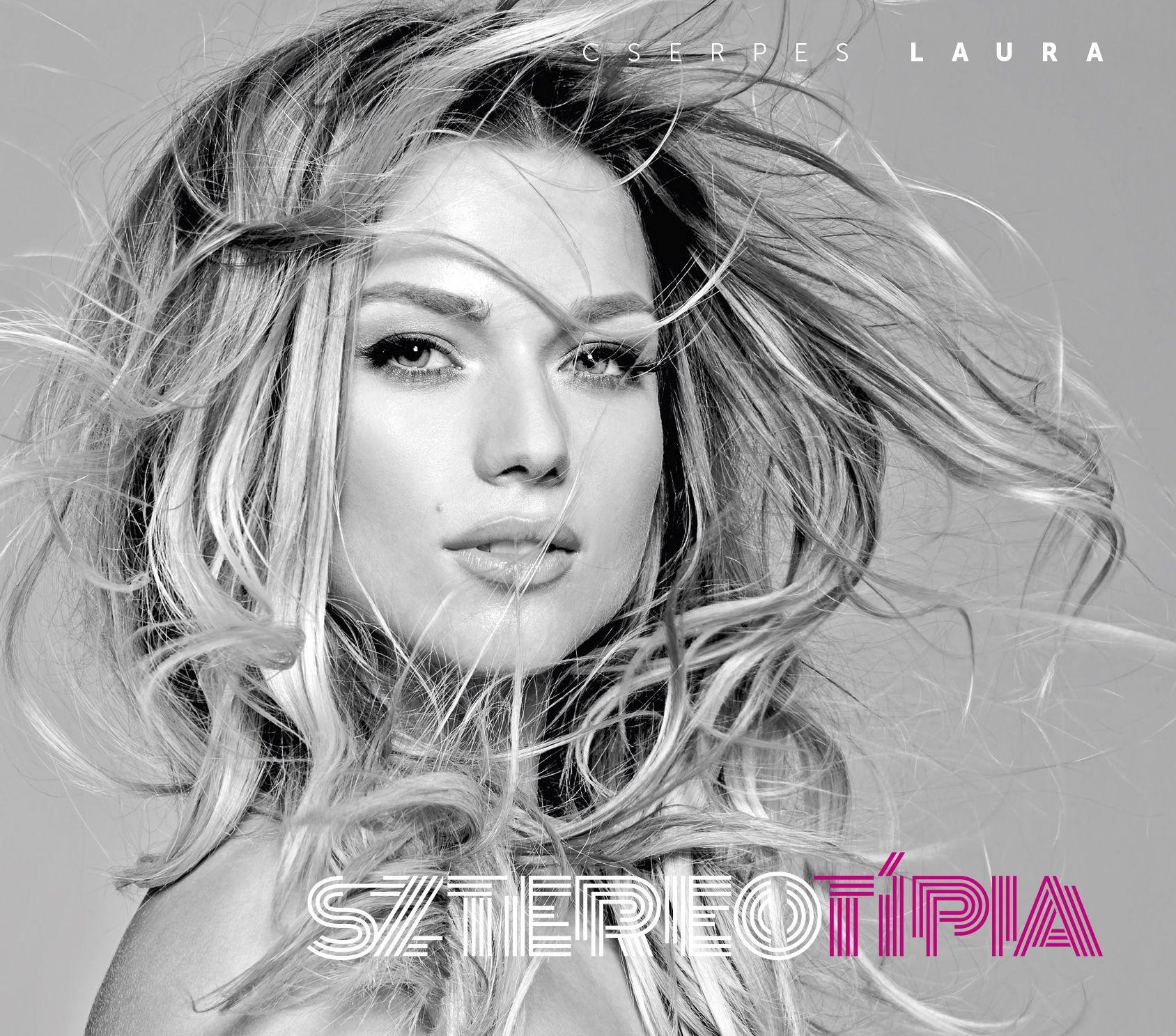 CSERPES LAURA - SZTEREOTÍPIA - CD -