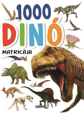 - 1000 DINÓ MATRICÁJA - FEHÉR