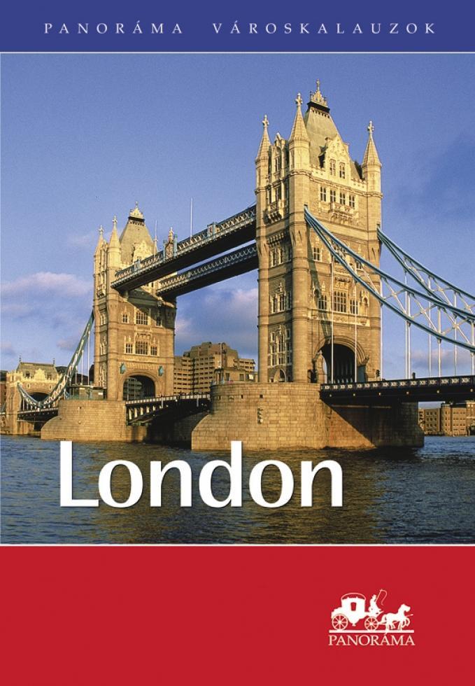 LONDON - PANORÁMA -
