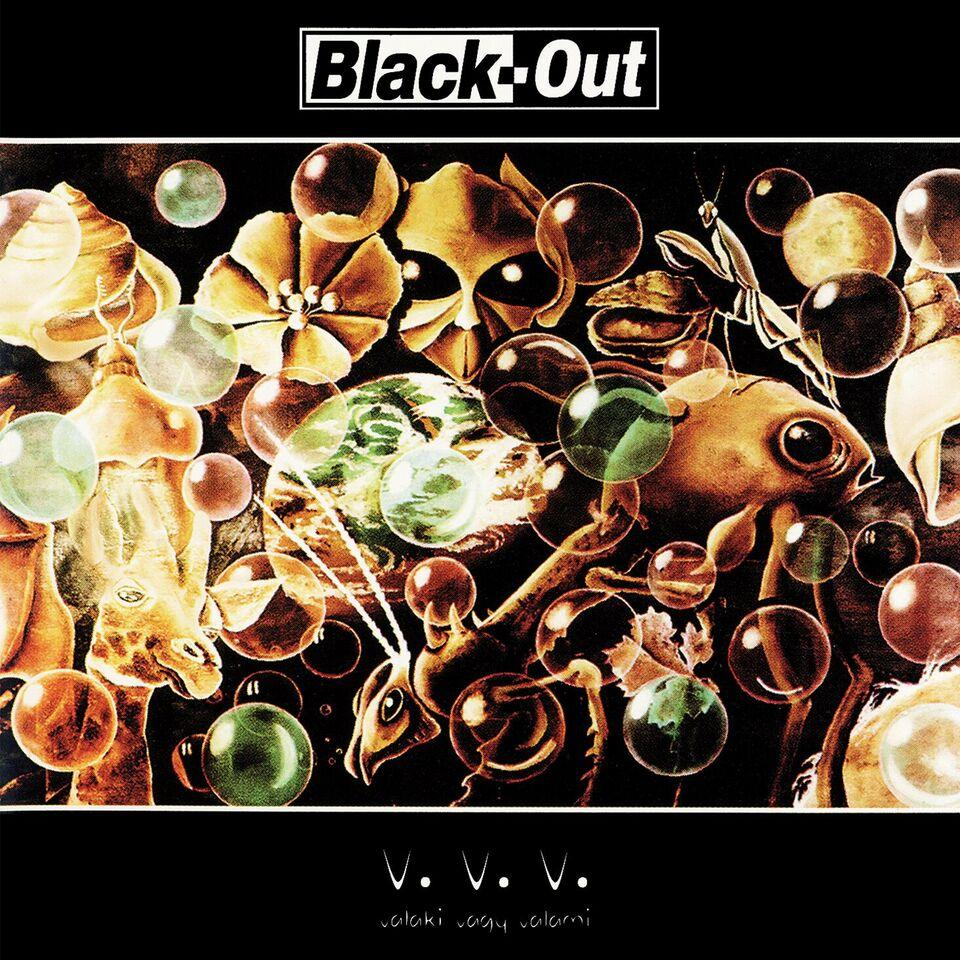 - V.V.V. - BLACK-OUT - DIGI CD -