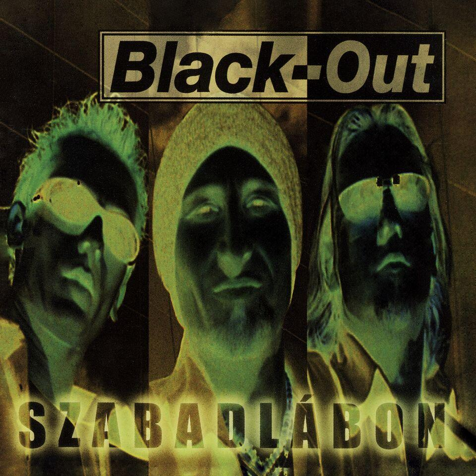 BLACK-OUT - SZABADLÁBON - BLACK-OUT - DIGI CD -