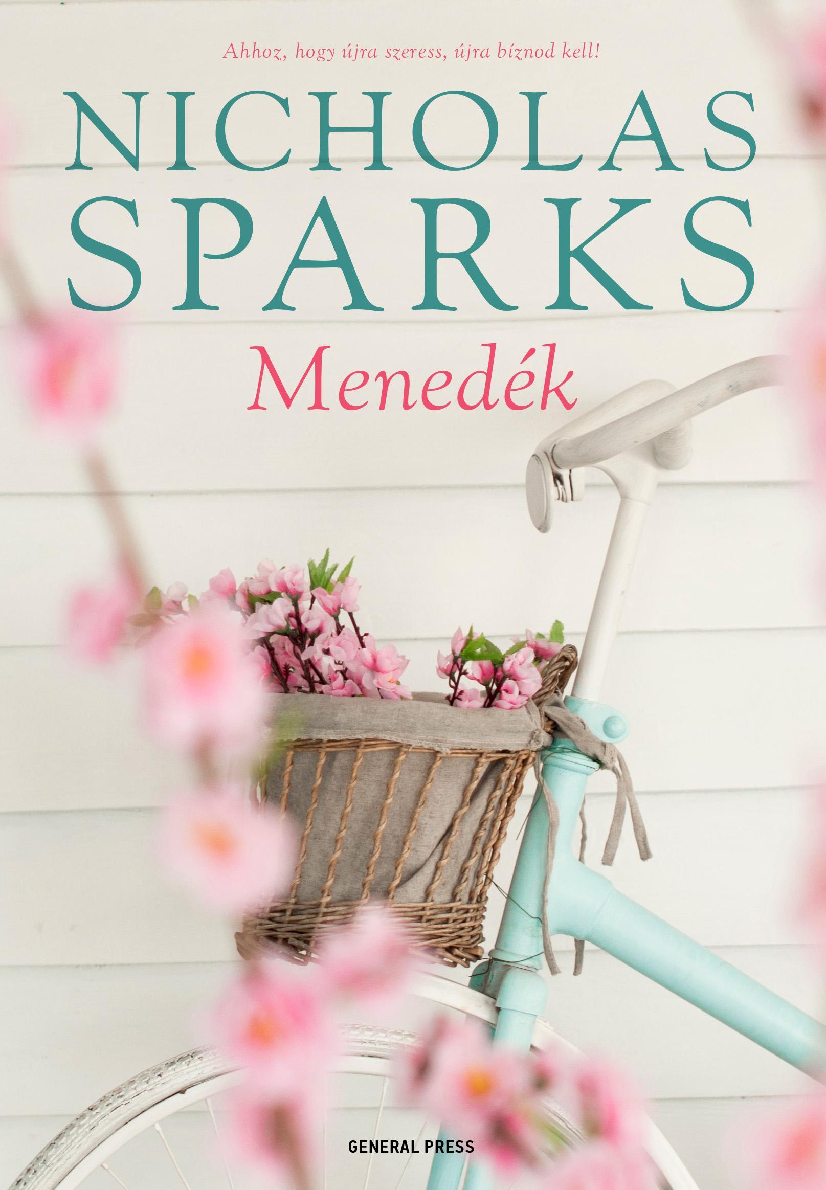 SPARKS, NICHOLAS - MENEDÉK
