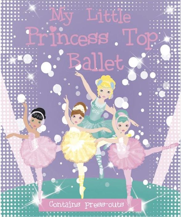 - - MY LITTLE PRINCESS TOP - BALLET