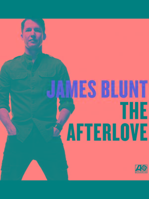 BLUNT, JAMES - THE AFTERLOVE - CD -