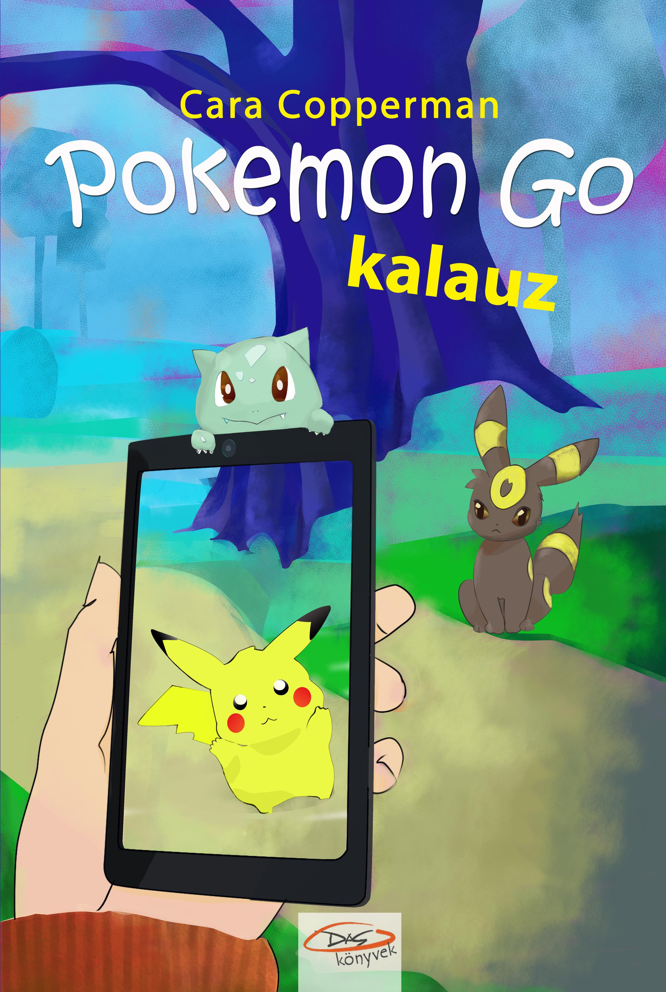 COPPERMAN, CARA - POKEMON GO KALAUZ