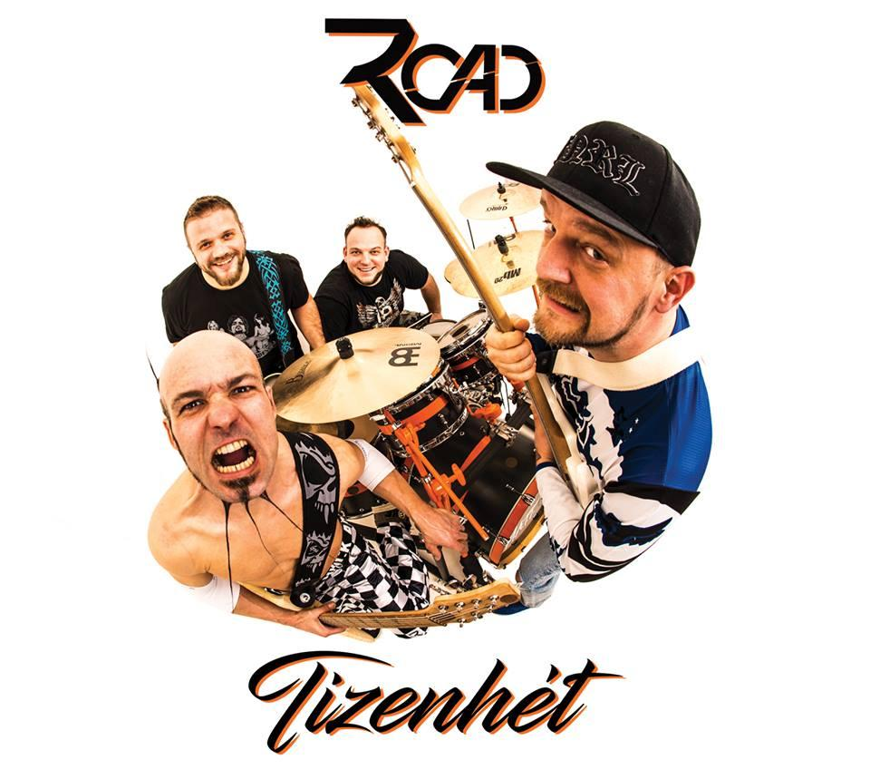 ROAD - TIZENHÉT - ROAD - DIGI CD -