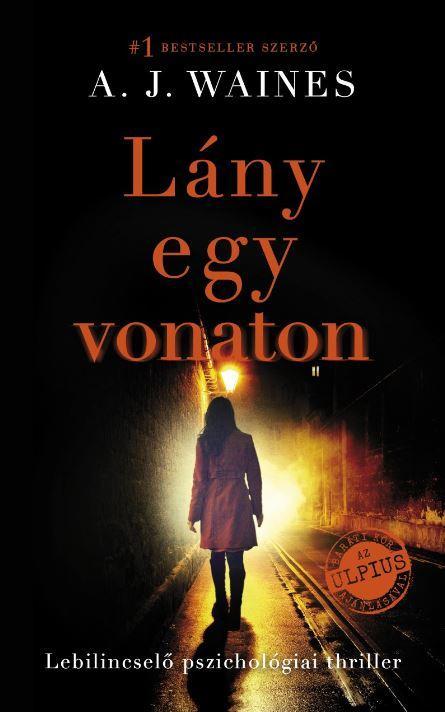 LÁNY EGY VONATON