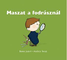 BERG JUDIT - AGÓCS ÍRISZ - MASZAT A FODRÁSZNÁL