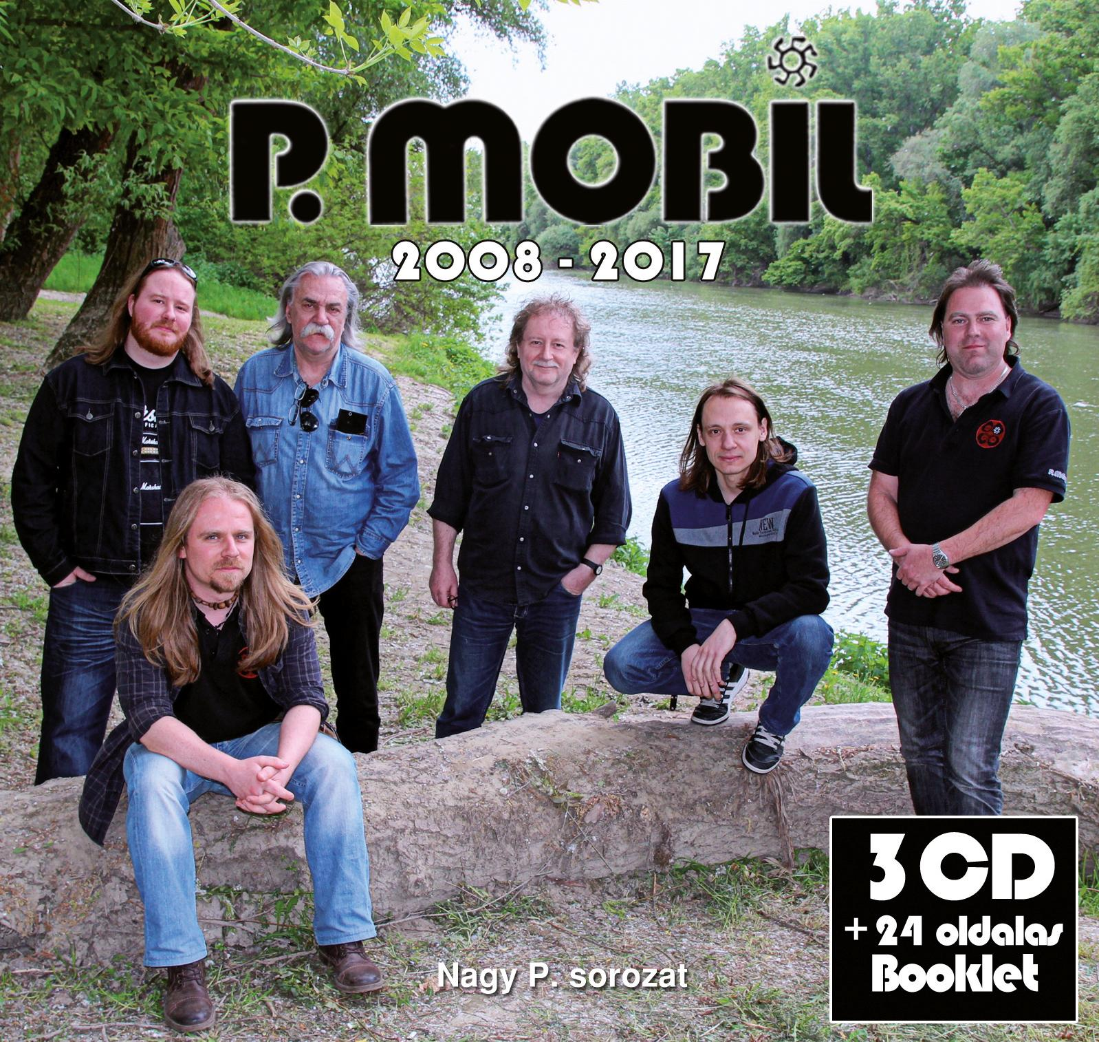 P.MOBIL 2008-2017 - 3CD -