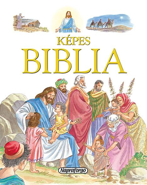 - - KÉPES BIBLIA