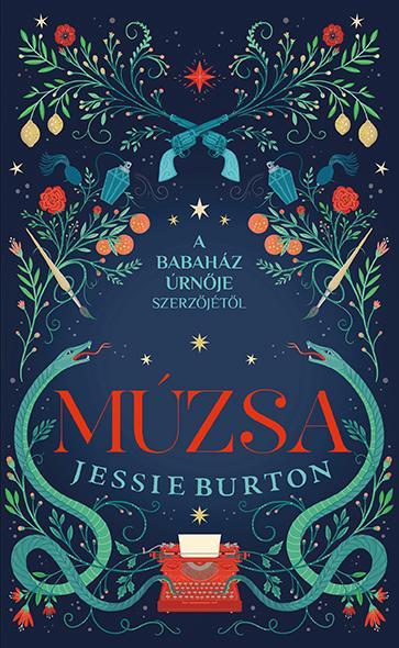BURTON, JESSIE - MÚZSA
