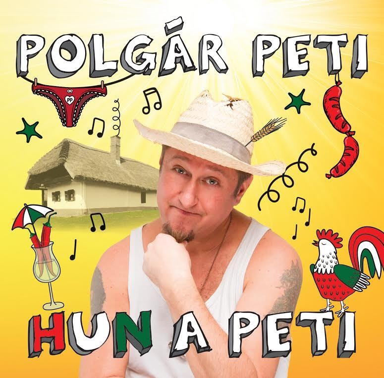 HUN A PETI - CD -