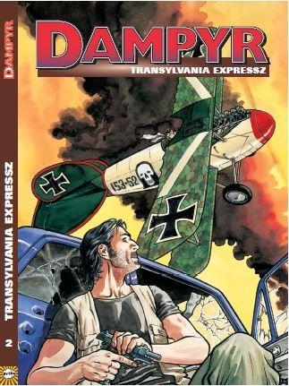 DAMPYR 2. - TRANSYLVANIA EXPRESSZ