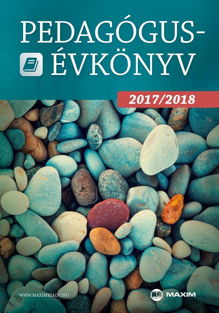 PEDAGÓGUS ÉVKÖNYV 2017/2018