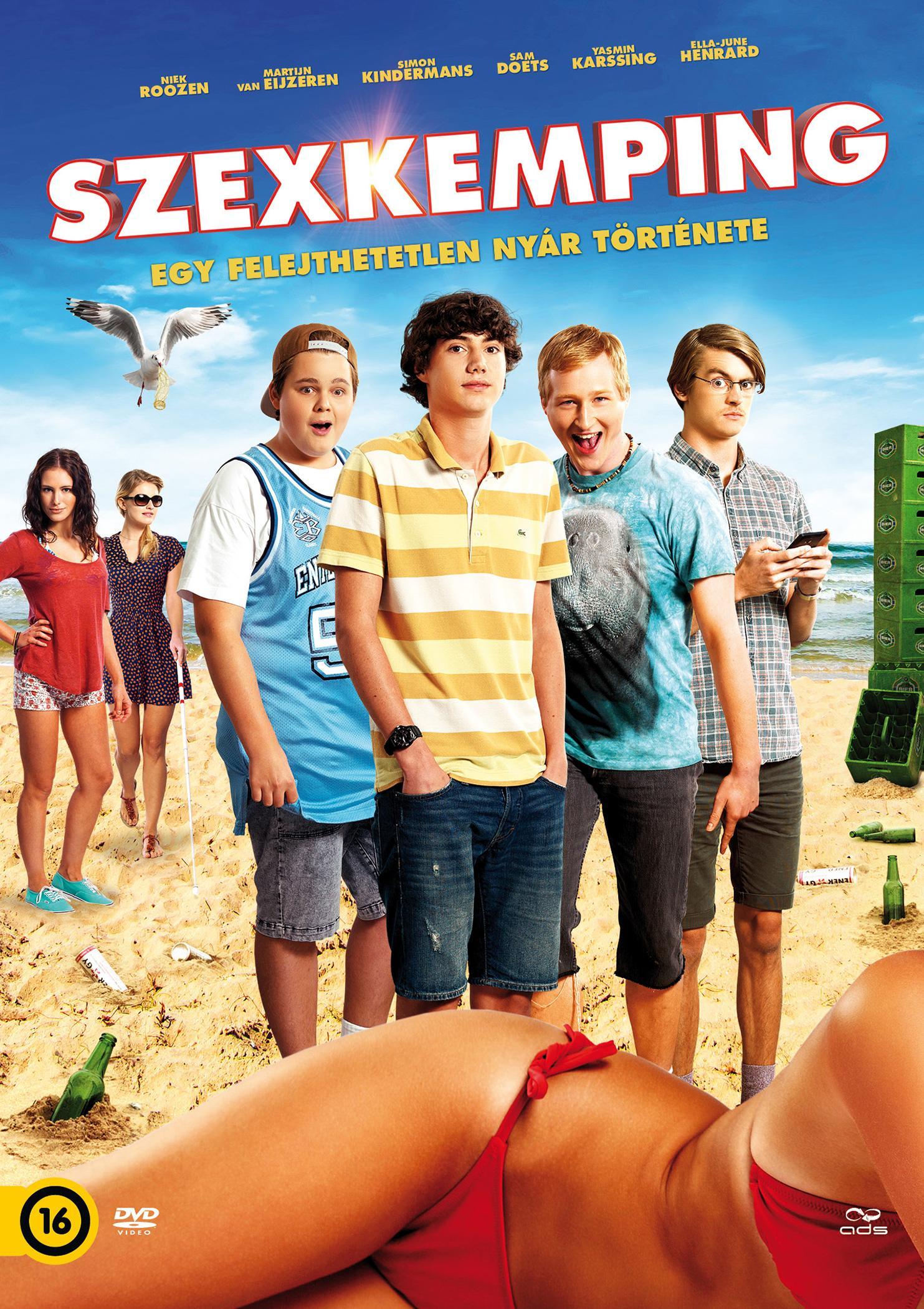 - SZEXKEMPING - DVD -