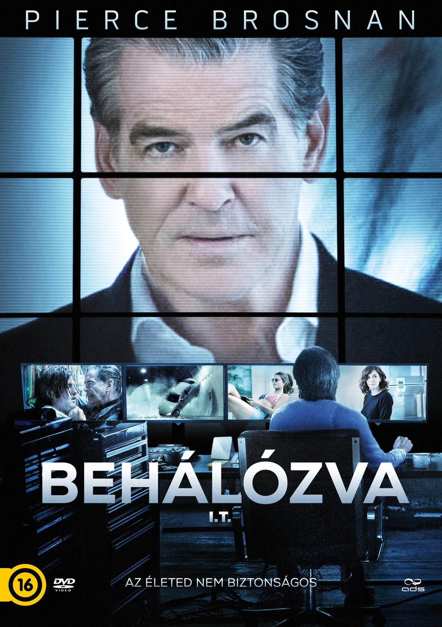 - BEHÁLÓZVA (ÚJ!) - DVD -