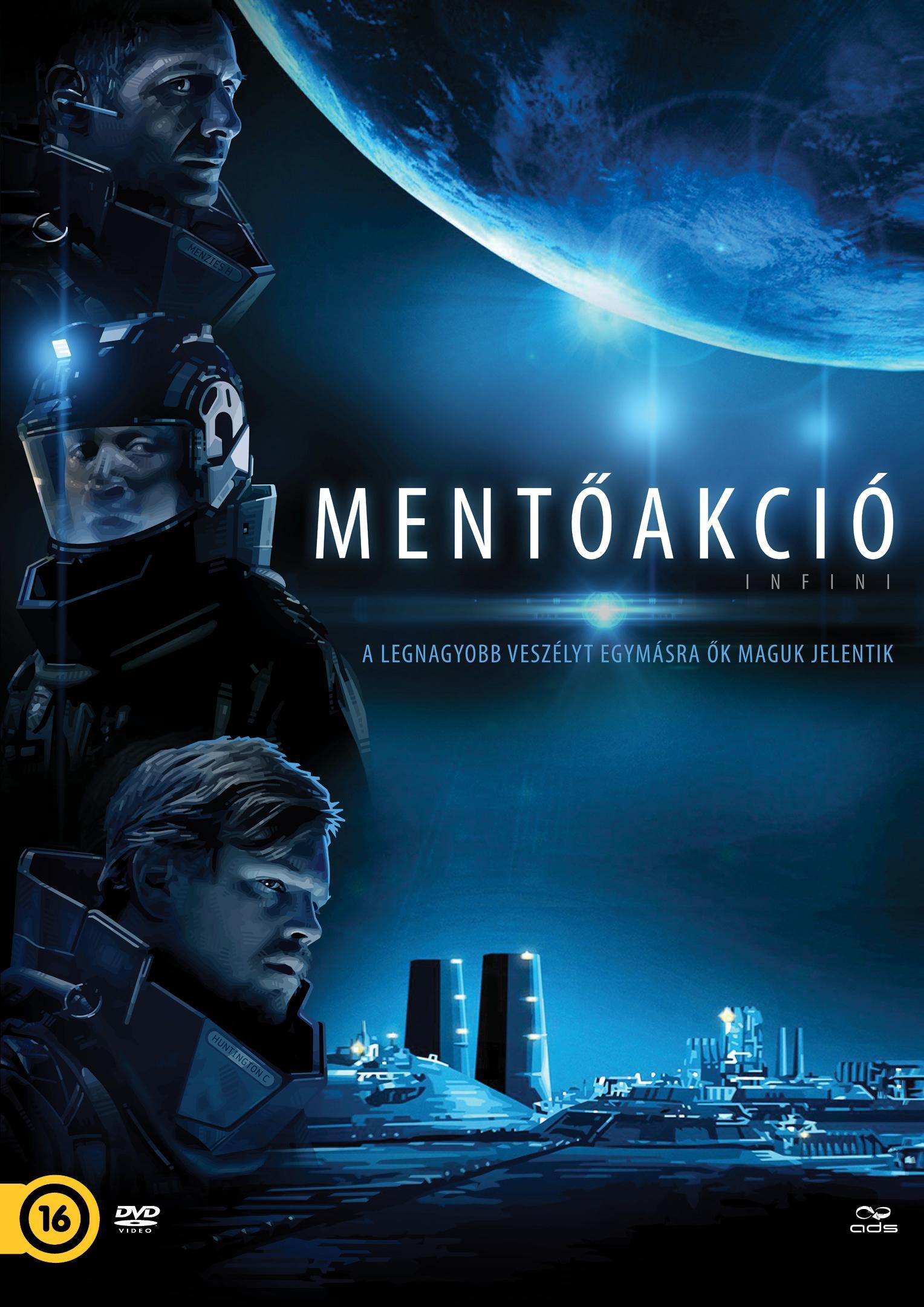 - MENTŐAKCIÓ - DVD -