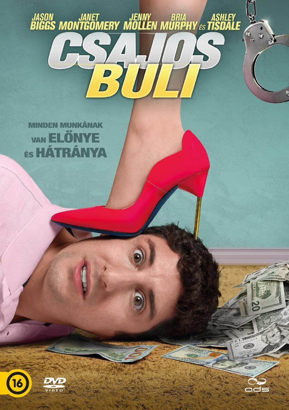 CSAJOS BULI - DVD -