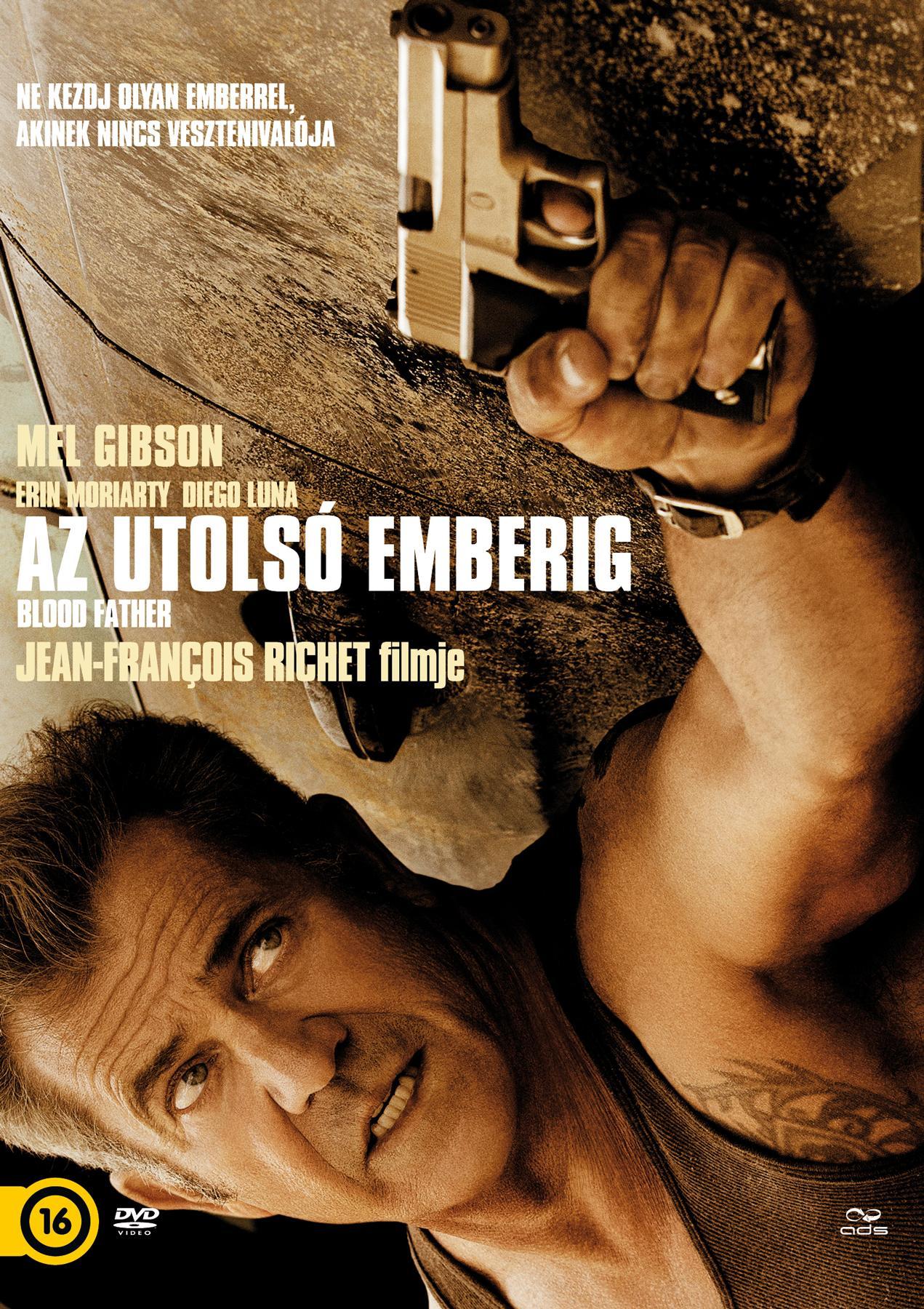 AZ UTOLSÓ EMBERIG - DVD -