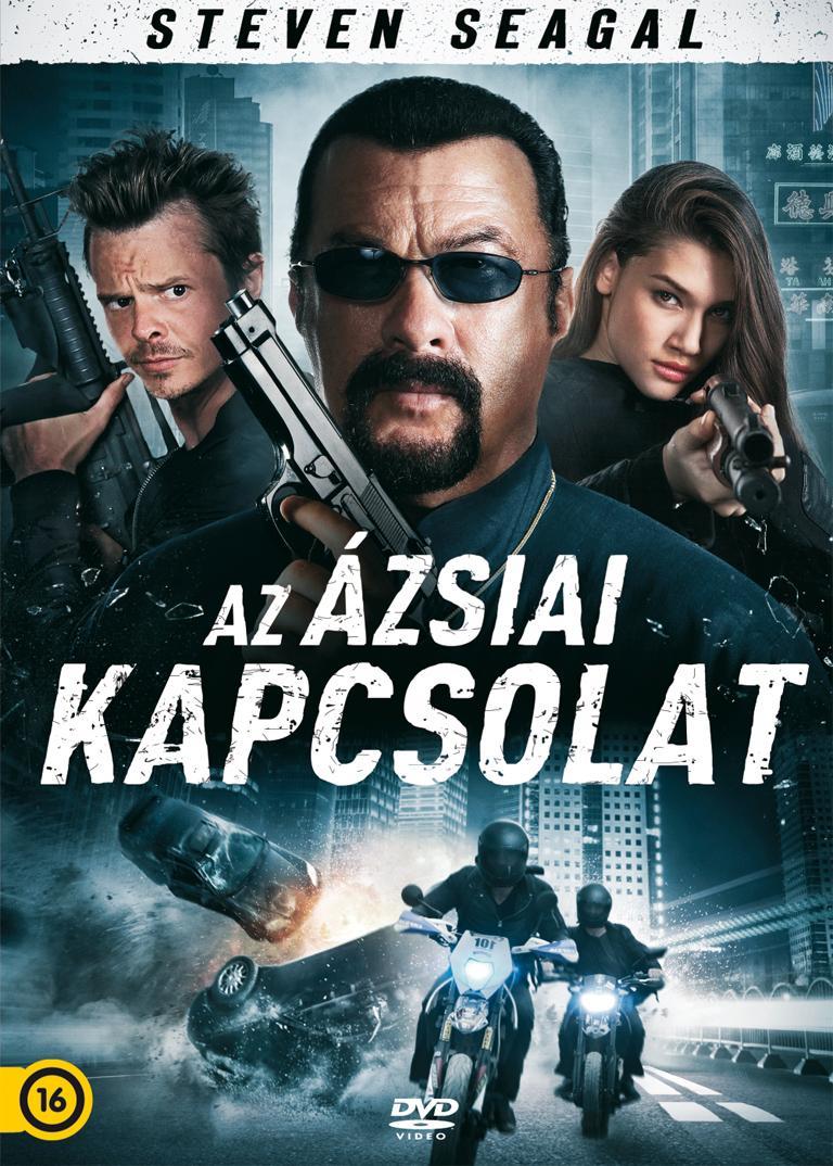 AZ ÁZSIAI KAPCSOLAT - DVD -