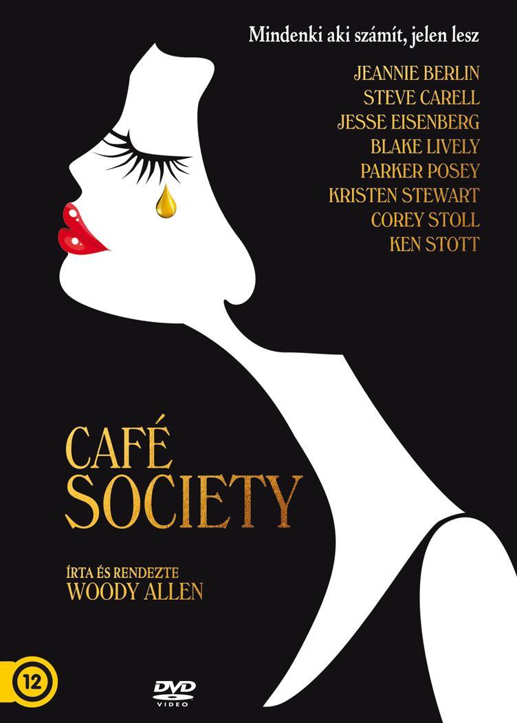 CAFÉ SOCIETY - DVD -