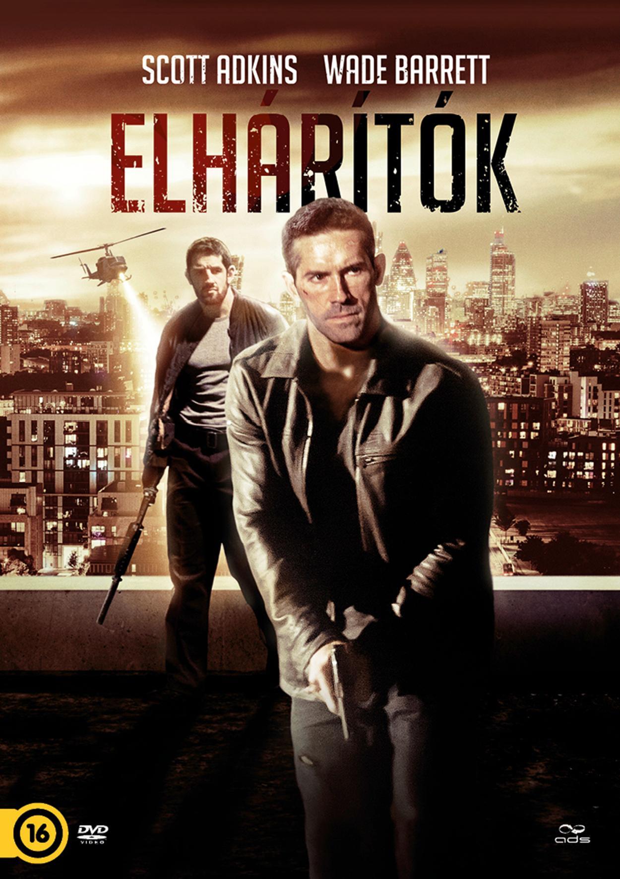 ELHÁRÍTÓK - DVD -