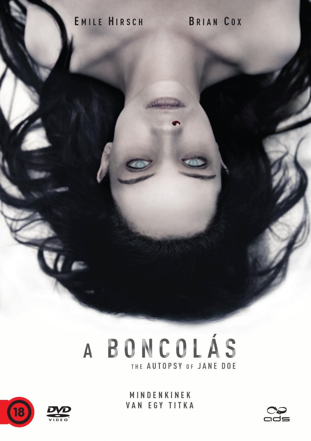 ANDRÉ OVREDAL - A BONCOLÁS - DVD -
