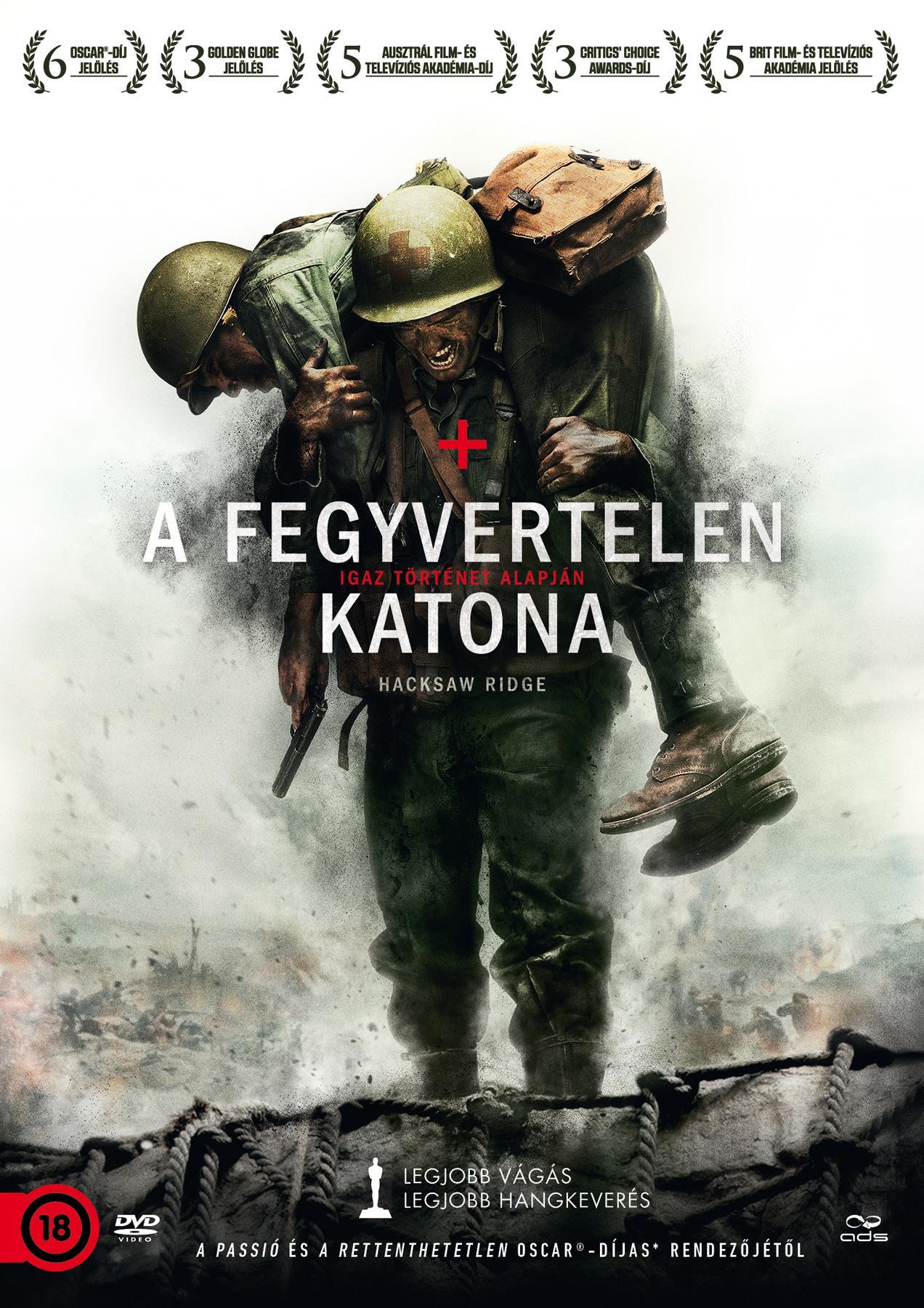 - A FEGYVERTELEN KATONA - DVD -
