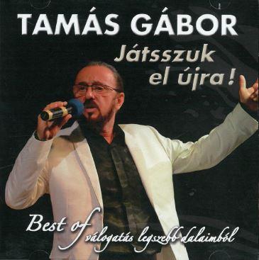 JÁTSSZUK EL ÚJRA! - BEST OF VÁLOGATÁS LEGSZEBB DALAIMBÓL - 2CD -