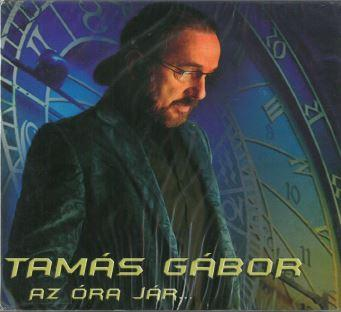 AZ ÓRA JÁR... - CD -