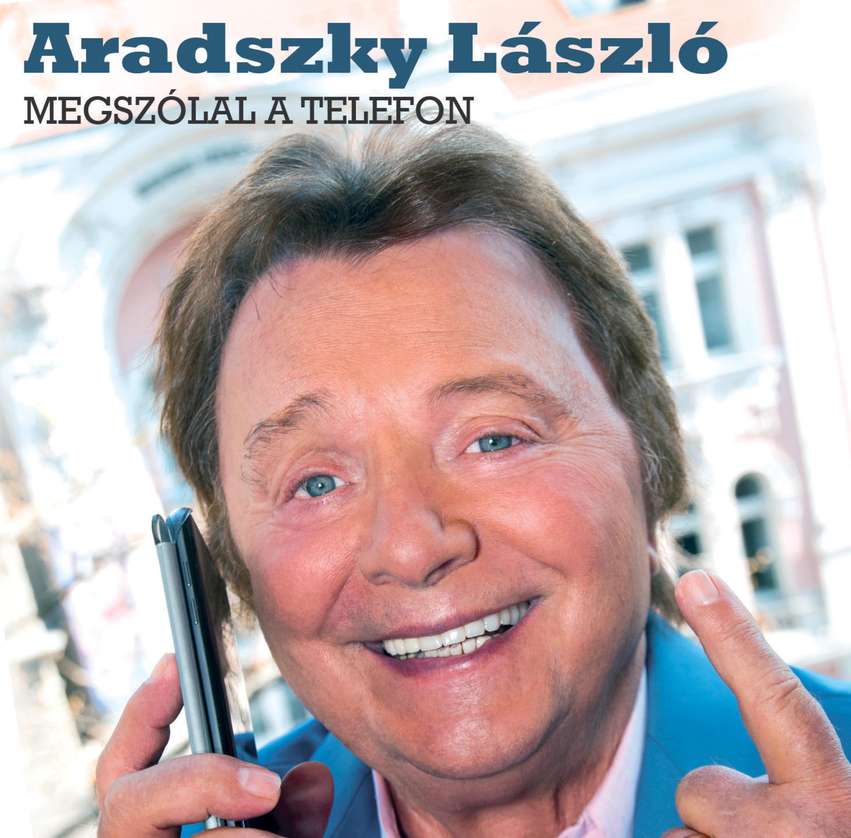 MEGSZÓLAL A TELEFON - CD -