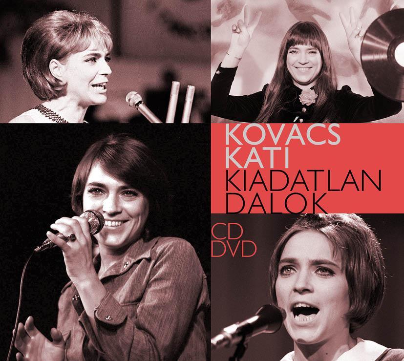 KIADATLAN DALOK - CD+DVD -