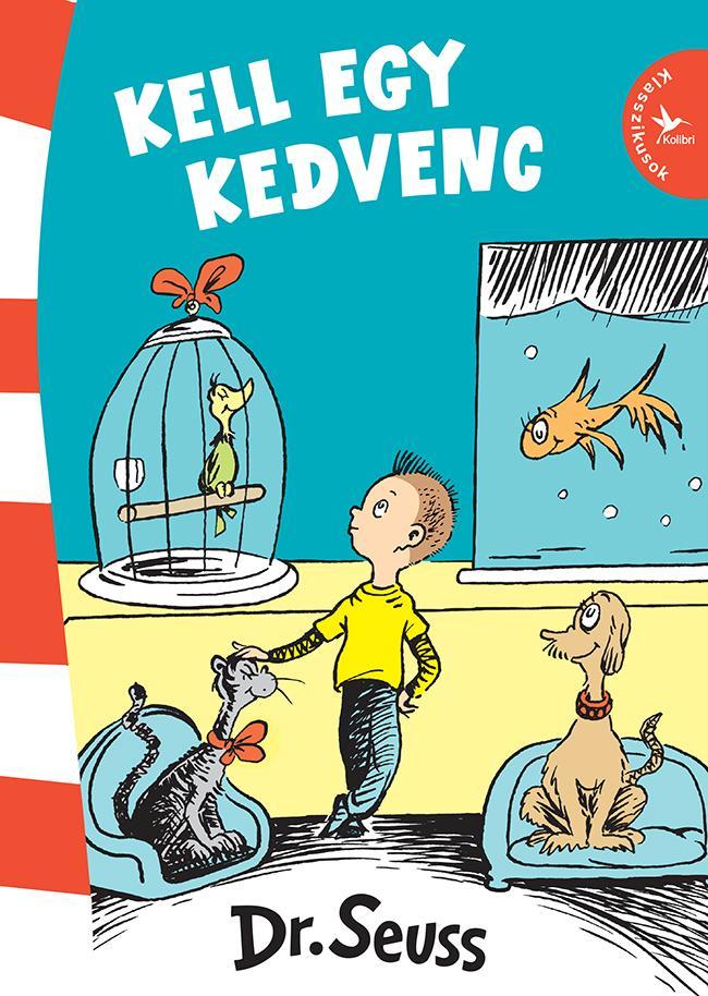 DR. SEUSS - KELL EGY KEDVENC