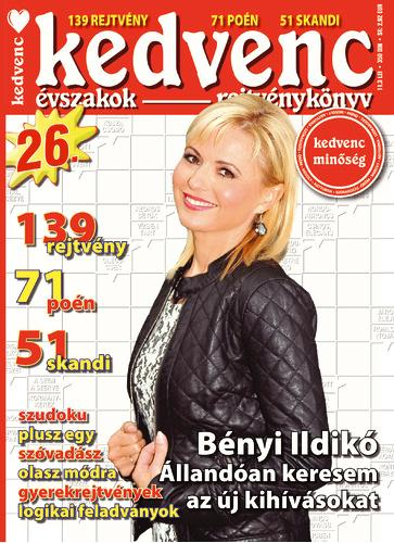 KEDVENC ÉVSZAKOK 26.
