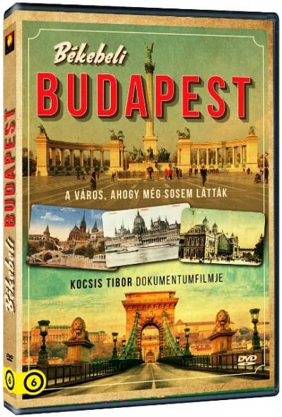 KOCSIS TIBOR - BÉKEBELI BUDAPEST - DVD -