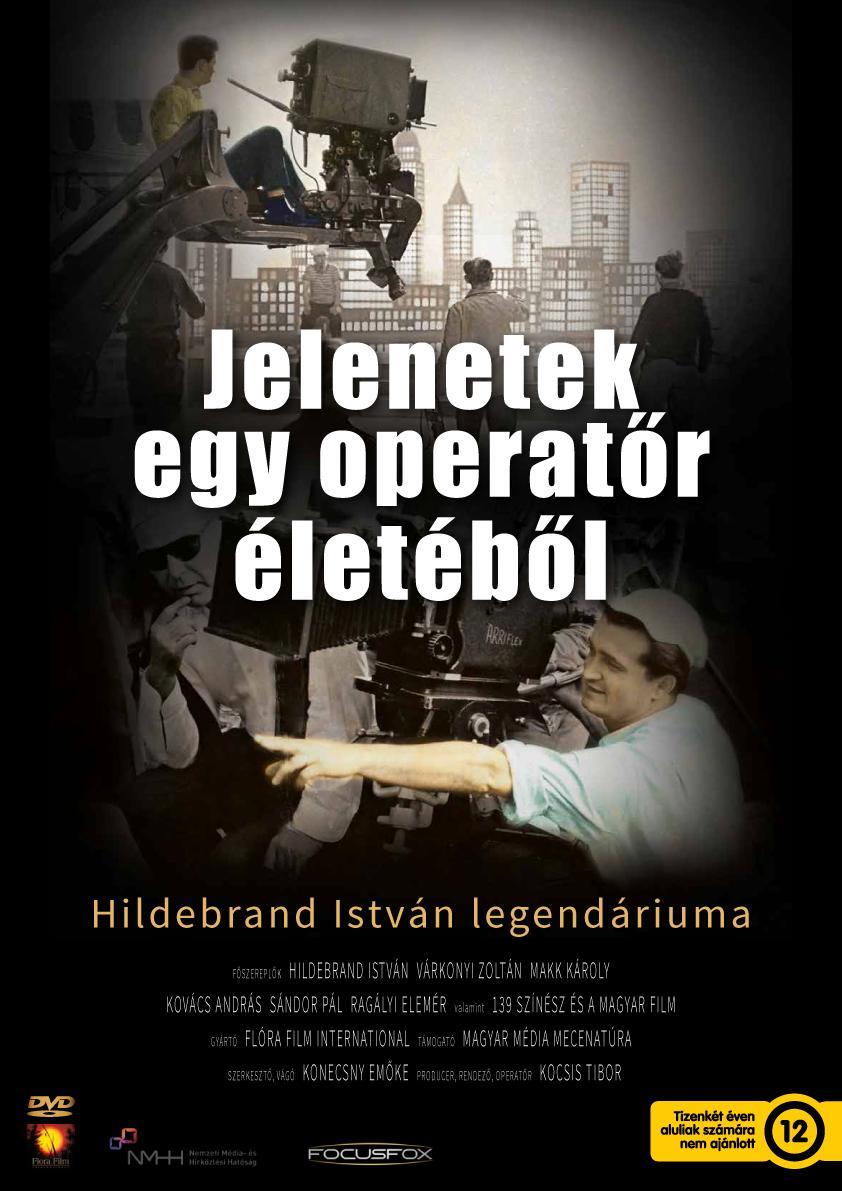 JELENETEK EGY OPERATŐR ÉLETÉBŐL - DVD - HILDEBRAND ISTVÁN LEGENDÁRIUMA