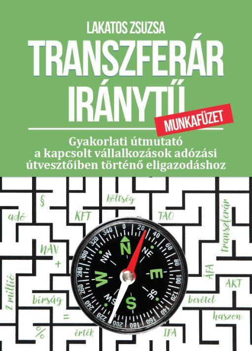TRANSZFERÁR IRÁNYTŰ MUNKAFÜZET