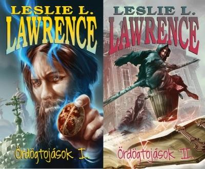 LAWRENCE, LESLIE L. - ÖRDÖGTOJÁSOK I-II.