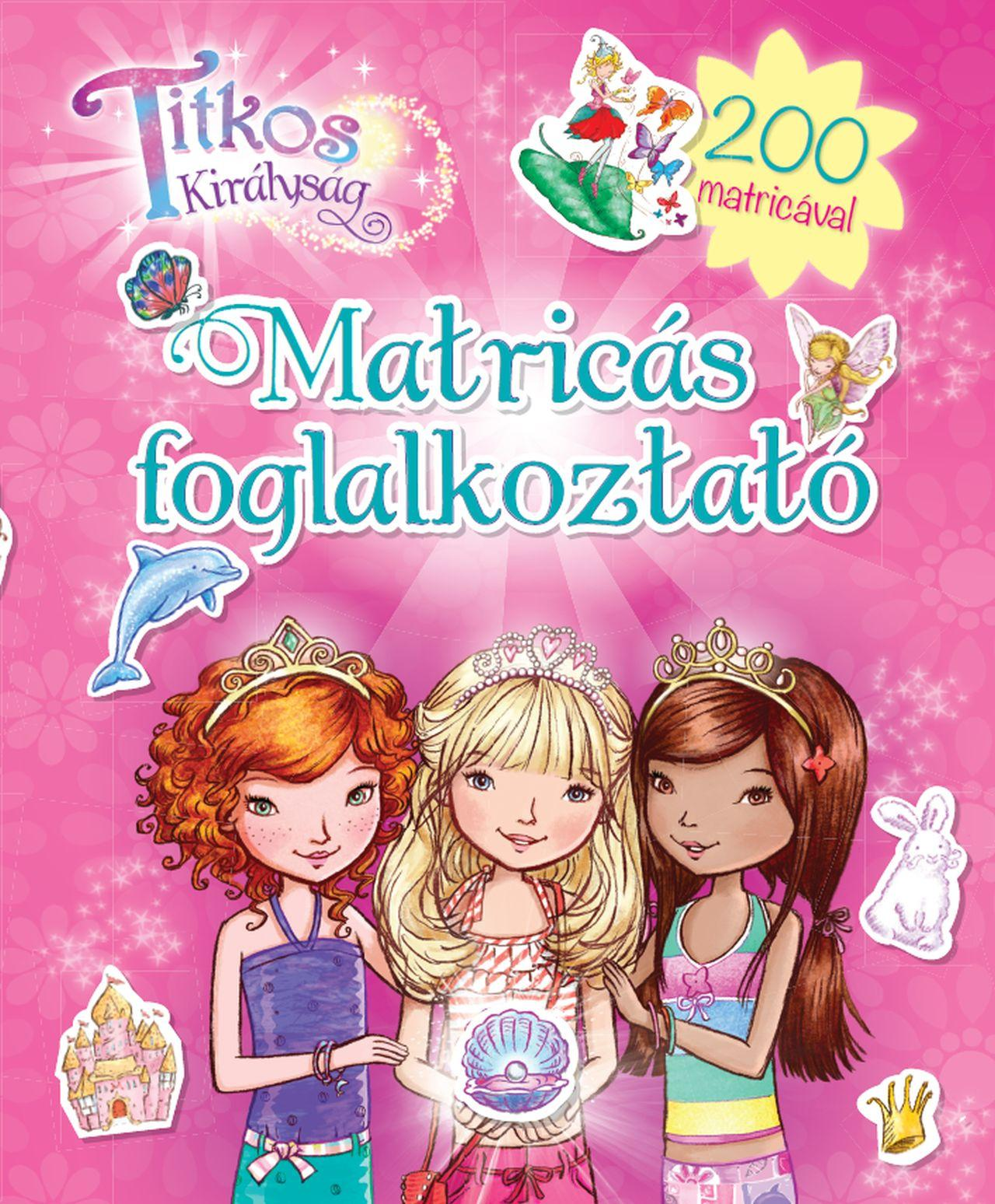 TITKOS KIRÁLYSÁG - MATRICÁS FOGLALKOZTATÓ