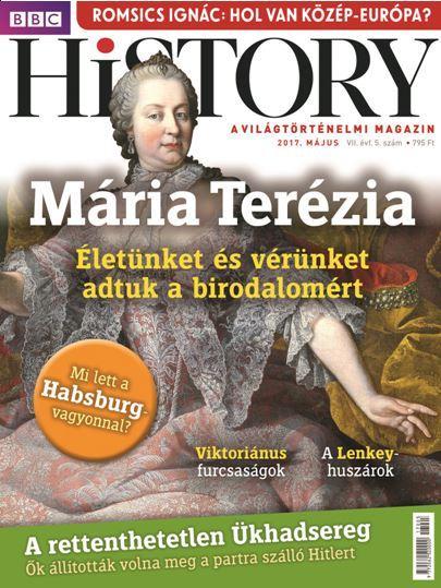 BBC HISTORY VII. ÉVF. - 2017/5. MÁJUS