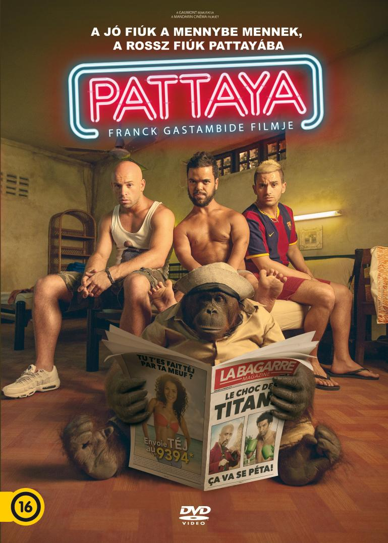- PATTAYA - DVD -