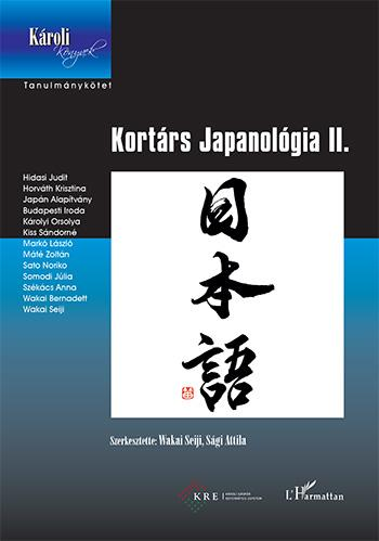 KORTÁRS JAPANOLÓGIA II.