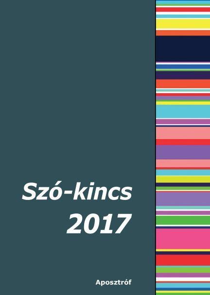 SZÓ-KINCS 2017