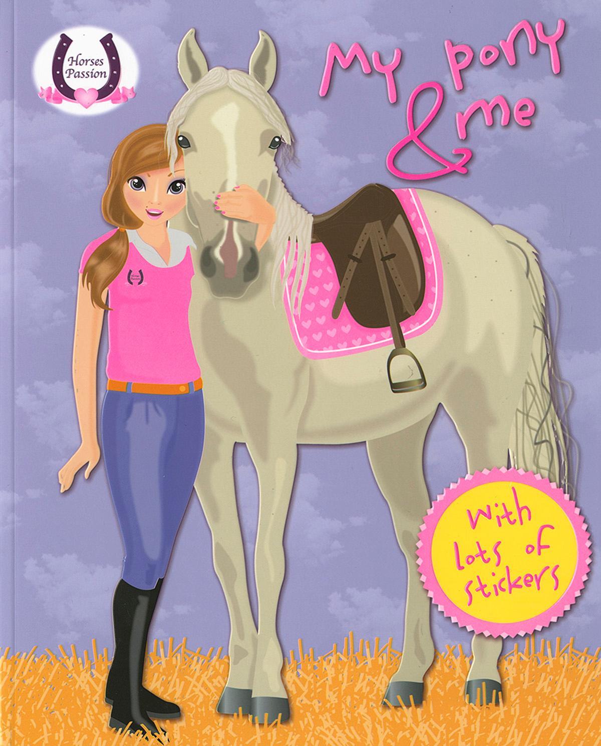 MY PONY & ME - HORSES PASSION (PURPLE)