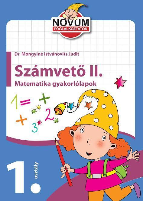SZÁMVETŐ II. - MATEMATIKA GYAKORLÓLAPOK