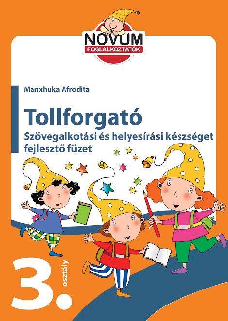 MANXHUKA AFRODITA - TOLLFORGATÓ 3. OSZTÁLY